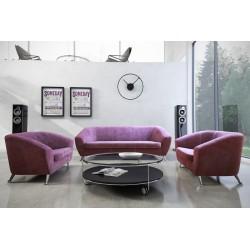 Zestaw LIRA sofa + 2x fotel