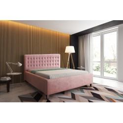 Łóżko 140x200 cm V, łóżko...