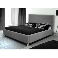 Łóżko 140x200 cm IX, łóżko...
