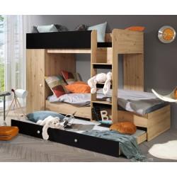 Łóżko piętrowe BABY 2