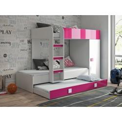 Łóżko piętrowe FILIP 2