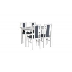 Zestaw stół MAX 4 + 4x...