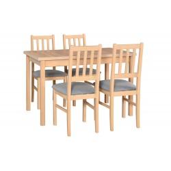 Zestaw stół MAX 10 + 4x...