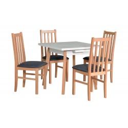 Zestaw stół OSLO 1 L blat...