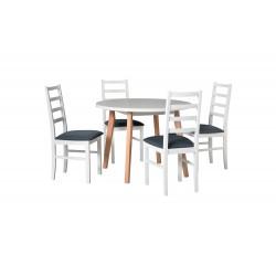 Zestaw stół OSLO 3 blat...