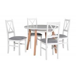 Zestaw stół OSLO 4 blat...