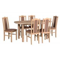 Zestaw stół WENUS 1 sonoma...