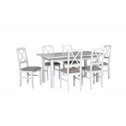 Zestaw stół WENUS 5 L S...