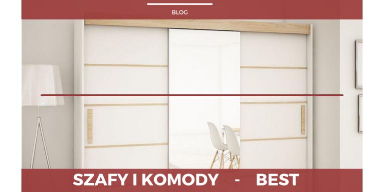 Szafy i komody - Styl Skandynawski - Best